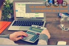 Se necesita auxiliar contable