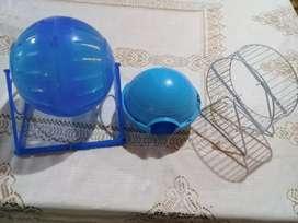 accesorios para Hamsters