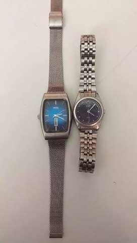 Vendo Relojes automáticos SEIKO
