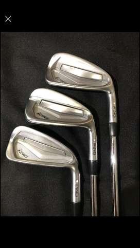 Palos de golf Ping i210