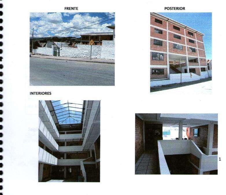 Edificio rentero de venta, sector misicata 0