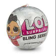 L.O.L - LOL SURPRISE BLING SERIES ¡ORIGINAL!- Nuevo Sellado 0