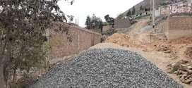 VENTA DE AGREGADOS PARA LA CONSTRUCCION, ALQUILER SERVICIOS DE MAQUINARIAS PESADAS EN GENERAL