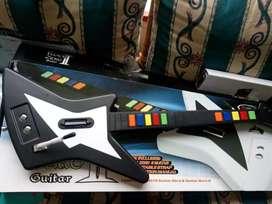 Guitar Rock Zero II, PS2. Wii. 10 Teclas, Nintendo.