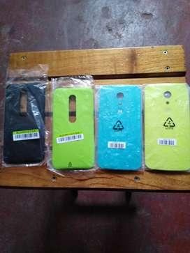 Vendo Tapas de Motorola G3 Y G2