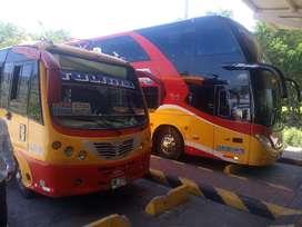 Buseta Intermunicipal Npr 2007.