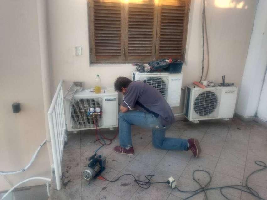 Técnico en refrigeración y aires acondicionado 0