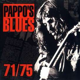 Cd Pappos Blues 71/75 1996