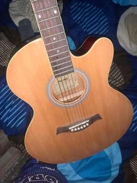 Vendi guitarra