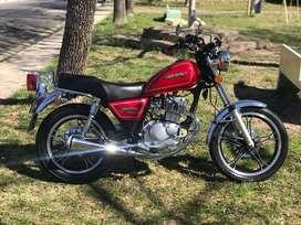 Suzuki GN 125 H Impecable