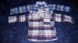 Camisa para Bebe para El Frio Las 2 X