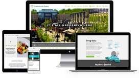 Creación de tiendas virtuales / Paginas web