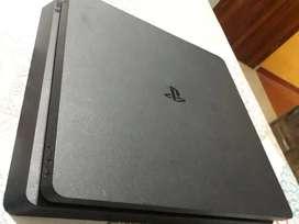 PlayStation4 - PS4 500Gb de almacenamiento , 11 Juegos + Joystick