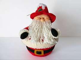 Muñeco navideño - Papá Noel Bombonera