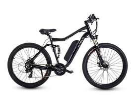 Bicicleta eléctrica marca CYCLA modelo ALFA (Nueva)