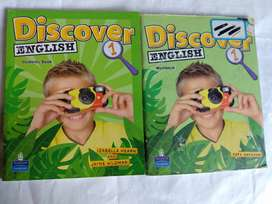Discover English 1 Student Book + Workbook + Cd - Pearson