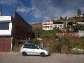 De oportunidad terreno de 200 metros al Sur de Quito