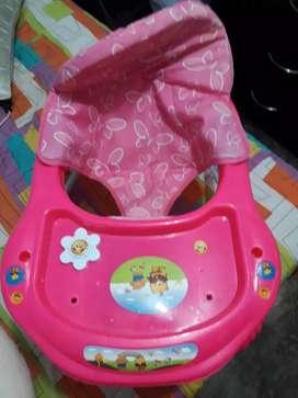 Caminador rosado