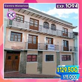 CxC Venta Casa Rentera, Centro Historico, Exp. 1094
