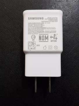 Cargador original Samsung Carga rápida