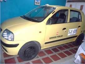 Taxi Hyundai Atos Prime GL cupo en la ciudad de Pereira-Risarlda en Primer Tax S.A.
