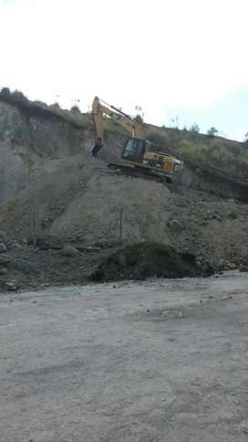 Se vende mina blanca