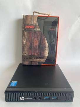 !!SEGUNDAZO BACANO!!  CPU TINY: HP ELITEDESK  PROCESADOR: INTEL CORE I5 DE 4TA GENERACIÓN MEMORIA RAM: 8GB