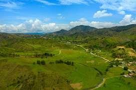 Parcelación en Gómez Plata. Antioquia. Monticello Di Provenza.