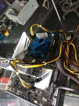 Combo Board I5 6500 Tarjeta Rx 560 4gb