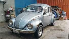 VolksWagen Escarabajo del 82 [S/5800]