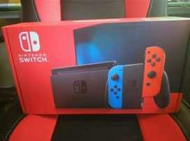 Vendo Nintendo Switch Nueva