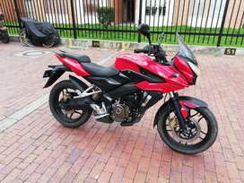 Pulsar As 200 impecable
