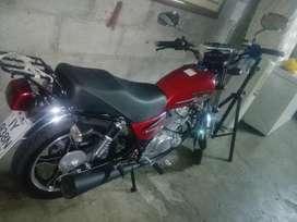Busco empleo de chofer ho motorizado con moto propia moto del aňo listo para trabajar imediatame moto propia todo al dia