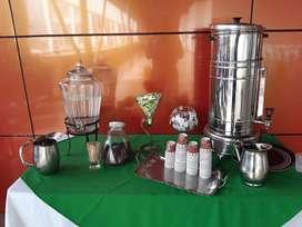 ALQUILER DE ESTACION DE CAFE PARA TUS EVENTOS