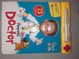 Libro Mi pequeño doctor 3 años+