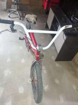 Vendo cicla tipo  cross