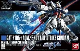 AILE STRIKE GUNDAM HG 1/144