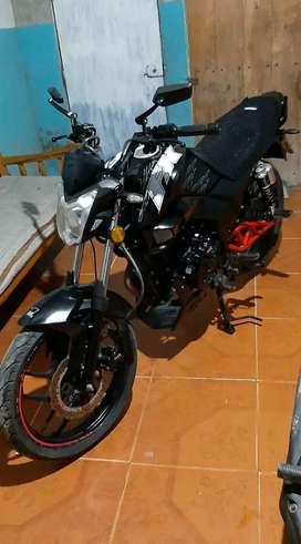 Vendo moto motor1 año 2020