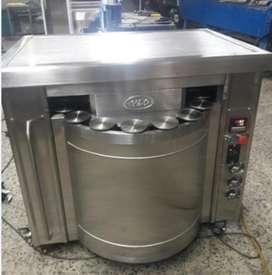 Asador y hornos para arepa boyacense y snacks de queso