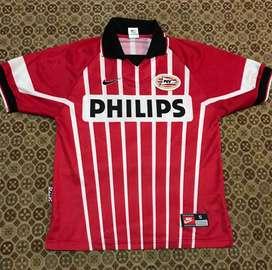 Camiseta psv retro 1997 98 M actual