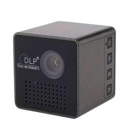 mini proyector seminuevo (cine en casa)