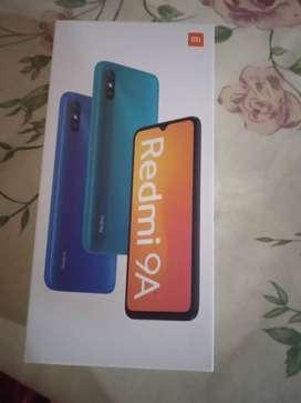 Vendo Xiaomi redmi 9 a con accesorios de un mes de uso precio 450