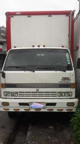 Venta de camión furgon