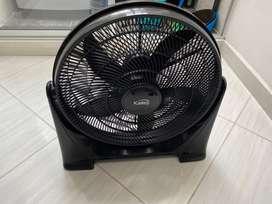 Ventilador Kalley Modelo K-VP100P de piso