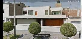 Venta Casa 2 pisos En Urb Luren