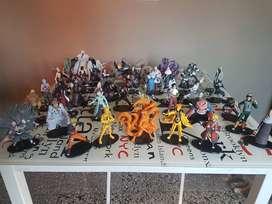40 Muñecos Coleccionables Naruto - Planeta Deagostini