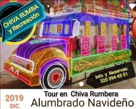 Tour en Chiva Rumbera