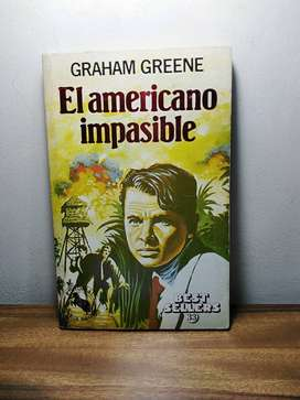 El Americano Impasible - Graham Greene