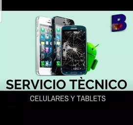 Servicio técnico celulares