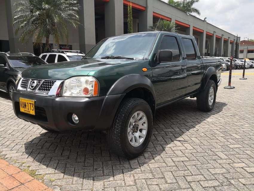 Nissan Frontier 4x4 Gasolina 0